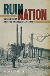 Ruin Nation: Destruction and the American Civil War (UnCivil Wars Ser.) - Megan Nelson, Amy Taylor, Stephen Berry