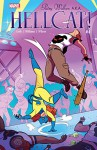 Patsy Walker, A.K.A. Hellcat! (2015-) #4 - Brittney Williams, Kate Leth
