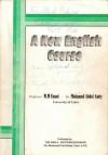 A New English Course - محمد عناني, محمد عبد العاطي