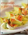 Ensaladas y Platos Frios = Salads and Cold Dishes - Various