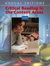 Annual Editions: Critical Reading in the Content Areas 04/05 - Glenda Moss