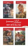 Harlequin Blaze May 2016 Box Set: Daring Her SEALCome Closer, CowboyBig Sky SeductionThe Flyboy's Temptation (Uniformly Hot!) - Anne Marsh, Debbi Rawlins, Daire St. Denis, Kimberly Van Meter