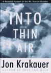 By Jon Krakauer: Into Thin Air - -Perfection Learning-