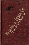 Keuffel & Esser Co. 1921 Catalog Reprint - Ross Bolton