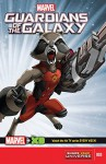 Marvel Universe Guardians of the Galaxy (2015-) #3 - Joe Caramagna, Various