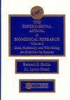 The Experimental Animal in Biomedical Research: Care, Husbandry, and Well-Being-An Overview by Species, Volume II - Bernard E. Rollin