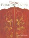 Vintage Furniture Painting - Karen Petrus Williams, Prolific Impressions Inc.