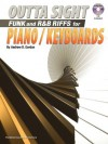 Outta Sight Funk & R&B Riffs for Piano/Keyboards Book/audio CD - Andrew D. Gordon