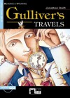 Gulliver's Travels - Buch mit Audio-CD (Black Cat Reading & Training - Step 3) - Jonathan Swift