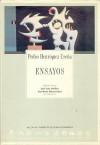 Ensayos - Pedro Henr-Quez Urea