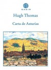 Carta de Asturias - Hugh Thomas, Pilar de la Peña Minguell