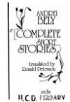 Complete Short Stories - Andrey Bely