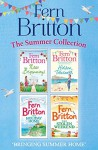 Fern Britton Summer Collection: New Beginnings, Hidden Treasures, The Holiday Home, The Stolen Weekend - Fern Britton