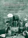 Adler's Multiple Percussion Solos / Advanced - Sandy Feldstein