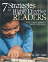 Seven Strategies of Highly Effective Readers: Using Cognitive Research to Boost K-8 Achievement - Elaine K. McEwan, Elaine K. McEwan-Adkins