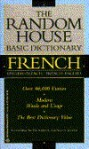 Random House Basic Dictionary French - Francesca Langbaum