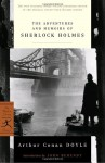 The Adventures and Memoirs of Sherlock Holmes - Arthur Conan Doyle, John Berendt
