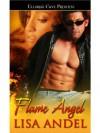 Flame Angel - Lisa Andel
