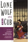 Lone Wolf and Cub, Vol. 7: Cloud Dragon, Wind Tiger - Kazuo Koike, Goseki Kojima