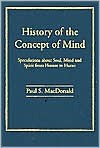 History of the Concept of Mind - Paul S. MacDonald