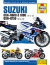 Suzuki: GSX-R600 & 10000 - '01 to '02, GSX-R750 '00 to '02 - Phil Mather