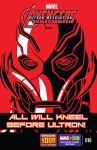 Marvel Universe Avengers: Ultron Revolution (2016-2017) #10 - Joe Caramagna, Various