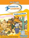 Puzzles and Mazes: 1st Grade (Hooked on Learning) - Hooked on Phonics