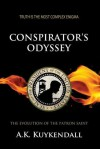 The Evolution of the Patron Saint (The Conspirator's Odyssey series, #1) - A.K. Kuykendall