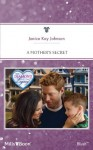 Mills & Boon : A Mother's Secret (The Diamond Legacy) - Janice Kay Johnson