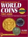 2008 Standard Catalog of World Coins 1901-2000 - Colin R Bruce, Thomas Michael