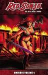 Red Sonja Volume 4 Omnibus - Patrick Berkenkotter
