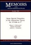 Some Special Properties Of The Adjunction Theory For 3 Folds In P - Mauro Beltrametti, Andrew John Sommese, Michael Schneider