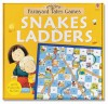 Snakes and Ladders [With Dice and Gameboard] - Russell Punter