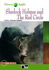 Sherlock Holmes and the Red Circle - Buch mit Audio-CD-ROM (Black Cat Green Apple - Step 1) - Arthur Conan Doyle