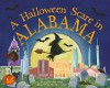 A Halloween Scare in Alabama (Halloween Scare: Prepare If You Dare) - Eric James, Marina La Ray
