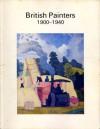 British Painters 1900-1940 - Michael Carter
