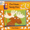 One Moose, Twenty Mice - Stella Blackstone, Clare Beaton