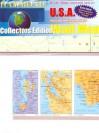 United States Hammond Collectors Map (Collectors Series) - Hammond