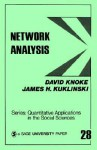 Network Analysis - David Knoke, James H. Kuklinski
