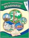 Reading for Comprehension Readiness, Book 3 - continental press