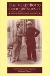 The Verdi-Boito Correspondence - Giuseppe Verdi, Arrigo Boito, Marcello Conati, Mario Medici