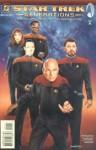 Star Trek: Generations - Michael Jan Freidman, Gordon Purcell