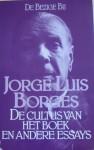 De cultus van het boek en andere essays - Jorge Luis Borges, Barber van de Pol