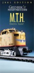 Greenberg's Pocket Price Guide 2001: M.T.H. Electric Trains (Greenberg's Pocket Price Guide) - Kent J. Johnson