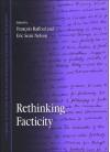 Rethinking Facticity - Francois Raffoul, Eric Nelson