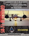 Lockheed Sr-71 Blackbird Pilot's Flight Operating Instructions - United States Department of the Air Force