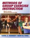 Methods Of Group Exercise Instruction - Carol Kennedy