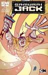 Samurai Jack #9 - Jim Zub, Ethen Beavers, Andy Suriano