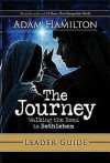 The Journey DVD with Leader Guide: Walking the Road to Bethlehem [With Paperback] - Abingdon Press