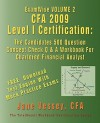 Examwise Volume 2 Cfa 2009 Level I Certification the Candidates 500 Question Concept Check Q & A Workbook for Chartered Financial Analyst - Jane Vessey, Afdal Pamilih